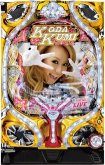 FEVER 倖田來未5 SPECIAL LIVE BIG OR SMALL『FEVER KODA KUMI V SPECIAL LIVE BIG OR SMALL』(SANKYO(三共))產品圖